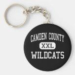 El condado de Camden - gatos monteses - alto - Kin Llavero