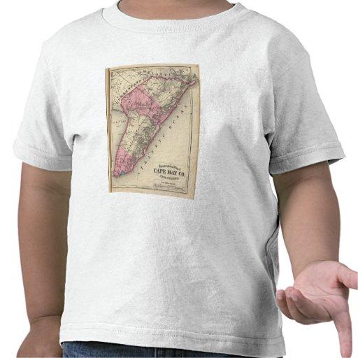 El condado de Cape May, NJ Camisetas