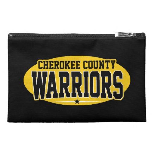 El condado de Cherokee; Guerreros