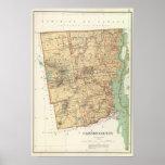 El condado de Clinton Póster
