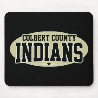El condado de Colbert; Indios Tapete De Raton