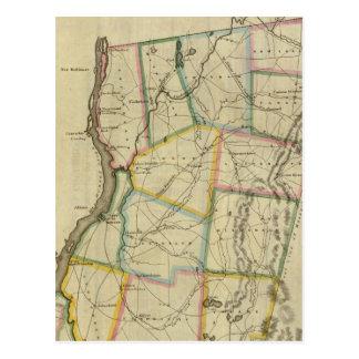 El condado de Columbia Tarjetas Postales