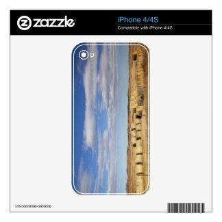 El condado de Crook, balas de heno Skins Para iPhone 4S