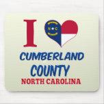El condado de Cumberland, Carolina del Norte Alfombrilla De Ratón