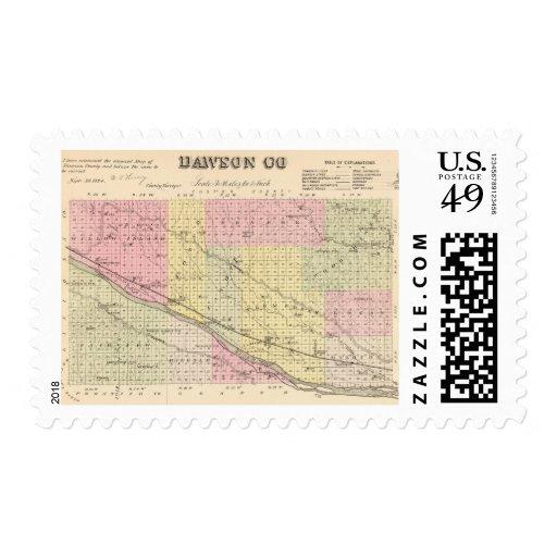 El condado de Dawson, Nebraska Envio