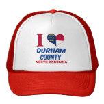 El condado de Durham, Carolina del Norte Gorras