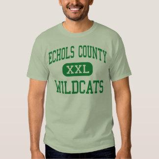El condado de Echols - gatos monteses - alto - Camisas
