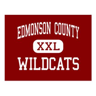 El condado de Edmonson - gatos monteses - alto - Postales