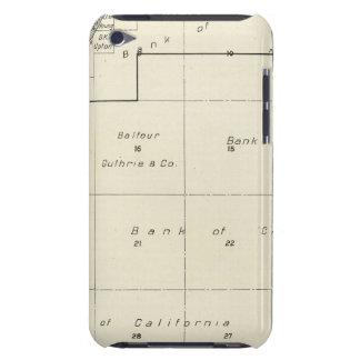El condado de Fresno California 25 iPod Touch Case-Mate Funda