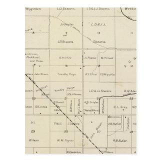El condado de Fresno, California 33 Postal