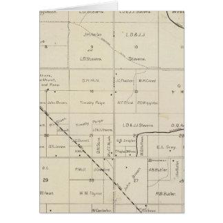 El condado de Fresno, California 33 Tarjeta De Felicitación