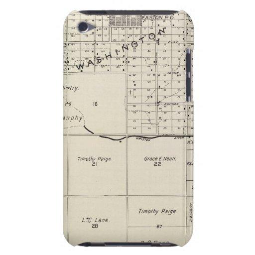 El condado de Fresno, California 6 iPod Touch Case-Mate Cárcasa