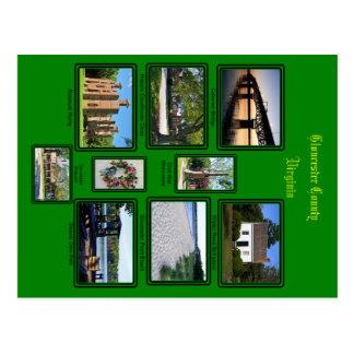 El condado de Gloucester, Virginia - postales de e