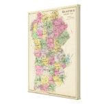 El condado de Grafton, NH Impresión De Lienzo