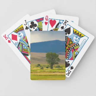 El condado de Granite Montana Baraja De Cartas