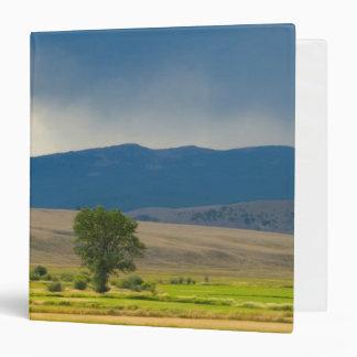 "El condado de Granite Montana Carpeta 1 1/2"""