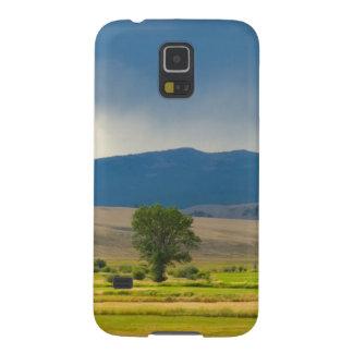 El condado de Granite Montana Fundas De Galaxy S5