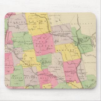 El condado de Hillsborough Tapete De Raton