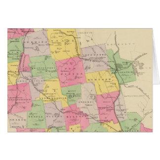 El condado de Hillsborough Tarjetas