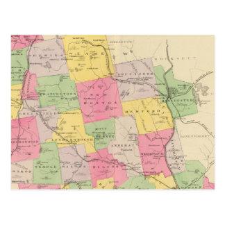 El condado de Hillsborough Tarjetas Postales