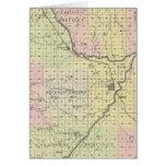 El condado de Howard, Nebraska Tarjetón