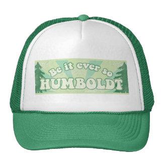 El condado de Humboldt divertido Gorro