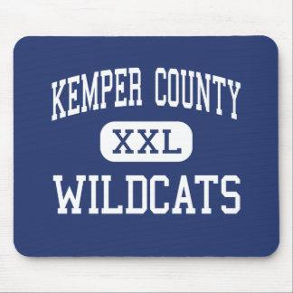 El condado de Kemper - gatos monteses - alto - De  Alfombrillas De Ratón