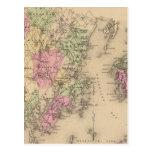El condado de Knox, Maine Postal