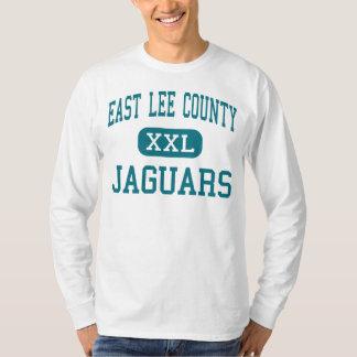 El condado de Lee del este - jaguares - alto - Playera