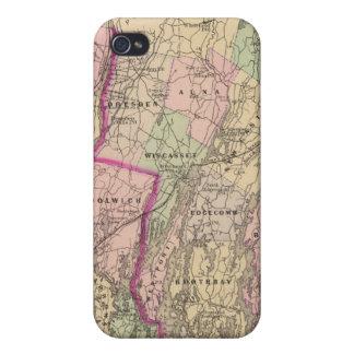 El condado de Lincoln, el condado de Sagadahoc iPhone 4 Cobertura