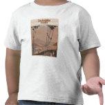El condado de Los Angeles, California Camisetas