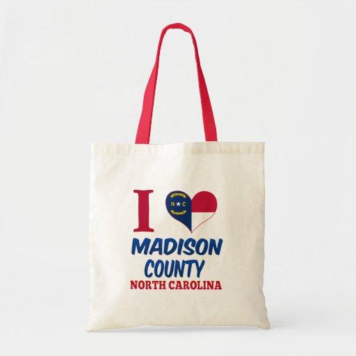 El condado de Madison, Carolina del Norte Bolsas De Mano