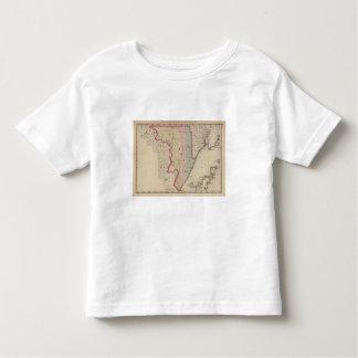 El condado de Menominee Michigan T Shirts