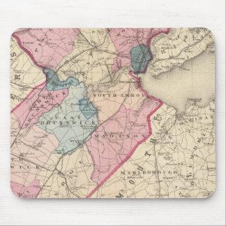El condado de Middlesex, NJ Mousepad