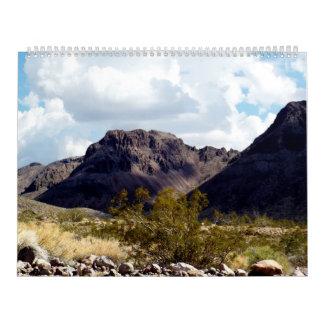 El condado de Mohave Calendarios De Pared