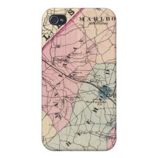 El condado de Monmouth, NJ iPhone 4 Carcasa