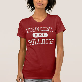 El condado de Morgan - dogos - alto - Madison Camiseta