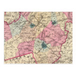 El condado de Morris, NJ Tarjeta Postal