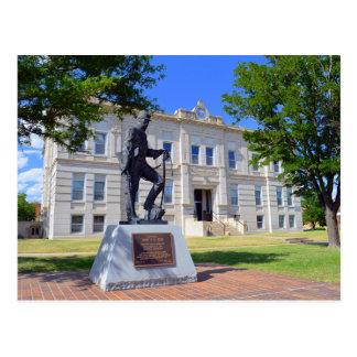 El condado de Ness, Kansas, tribunal Postal