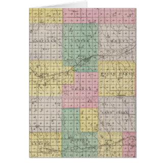 El condado de Norton, Kansas Tarjeta De Felicitación
