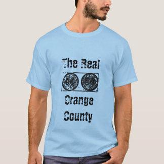 El Condado de Orange real Playera