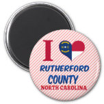 El condado de Rutherford, Carolina del Norte Iman Para Frigorífico