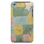 El condado de Saratoga iPod Touch Cárcasas