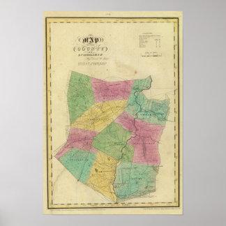 El condado de Schoharie Poster