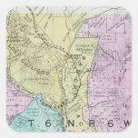 El condado de Sonoma, California 21 Pegatina