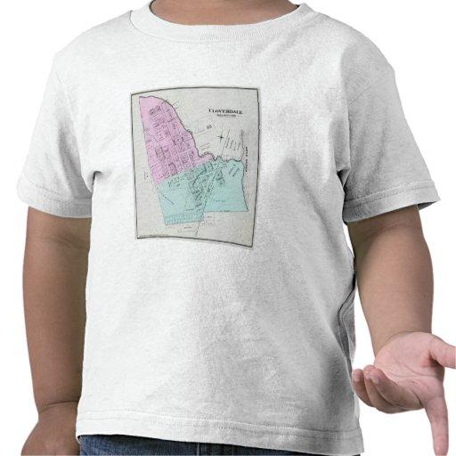 El condado de Sonoma, California 26 Camiseta