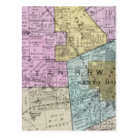 El condado de Sonoma, California 27 Tarjeta Postal