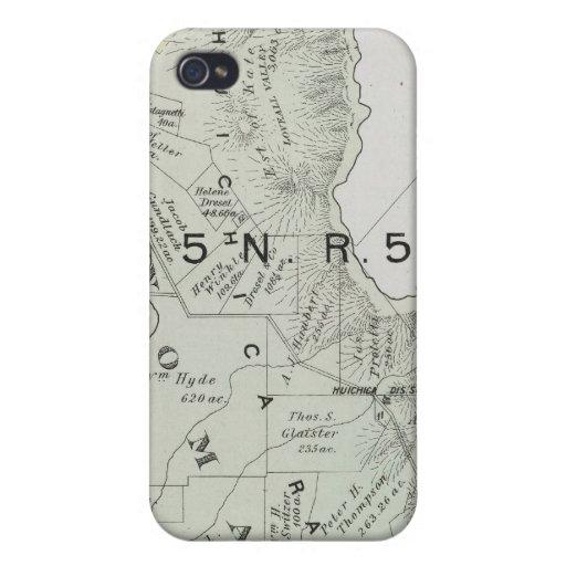El condado de Sonoma, California 30 iPhone 4 Protector