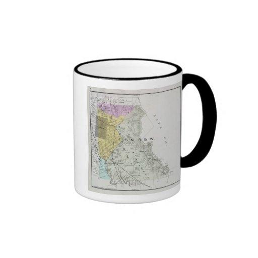 El condado de Sonoma, California 30 Taza A Dos Colores