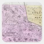 El condado de Sonoma, California 5 Pegatinas